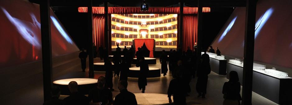 TOD'S Italian Dream Event Feature