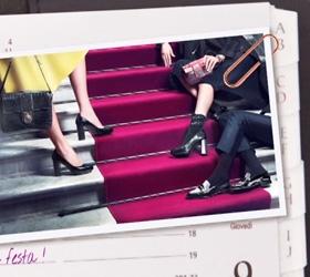 TOD'S: ADV CAMPAIGN FW 11/12